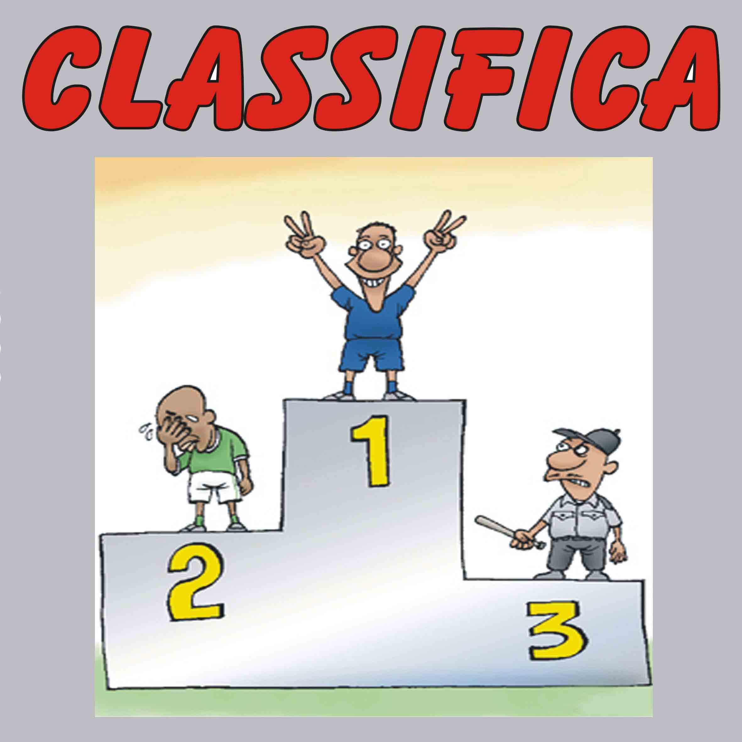 Classifica Quantità