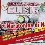 2° Maratonina di Natale