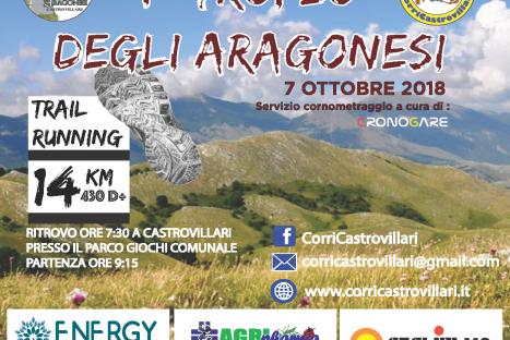 4° Trofeo degli Aragonesi