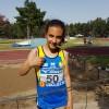 Kristel Santoro una promessa dell'atletica leggera italiana