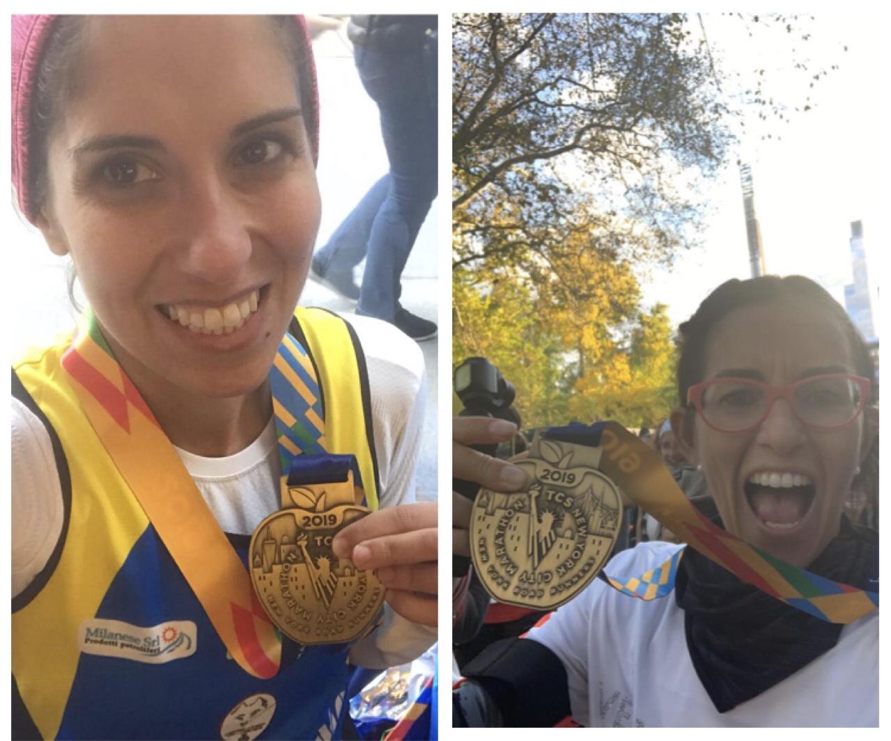 Emozioni dalla Maratona di New York